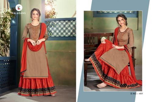 Kessi Kalarang Blossom Vol-3 wholesale Salwar Kameez catalog
