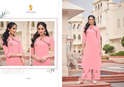 Stylemax Fashion Ananya Vol-5 wholesale Kurti catalog