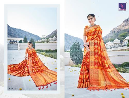 Shangrila Saree Nithya Silk Vol-3 wholesale saree catalog
