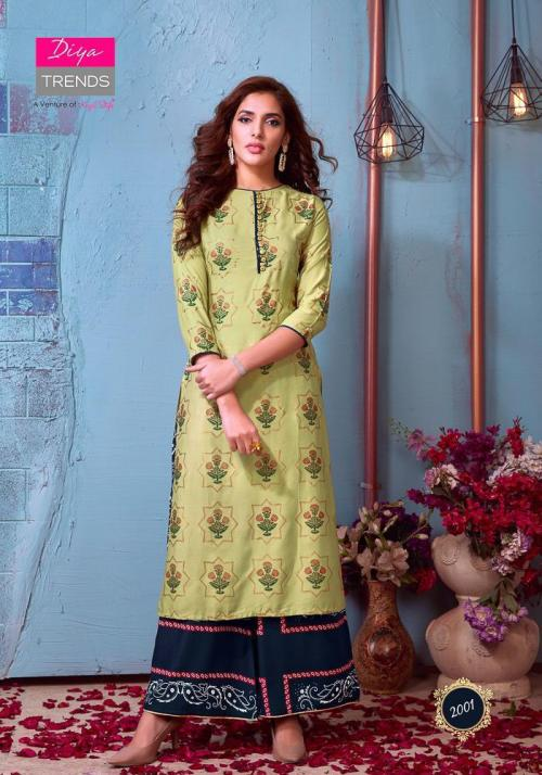 Kajal Style Globus City Vol-2 wholesale Kurti catalog