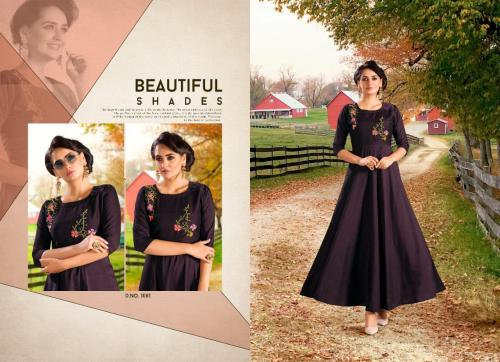 Shubh NX Aayna Vol-1 wholesale Kurti catalog