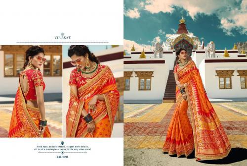 Royal Virasat Saree Vol-31 wholesale saree catalog