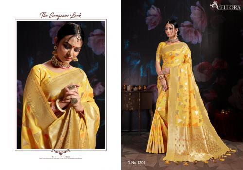 Kesari Exports Vellora Vol-3 wholesale saree catalog