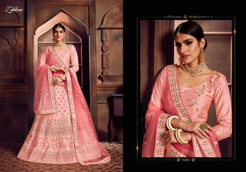 Zikkra Lehenga Vol-11 wholesale Lehengas catalog