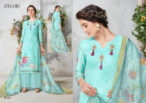 Jinaam Dress Milan Vol-2 wholesale Salwar Kameez catalog