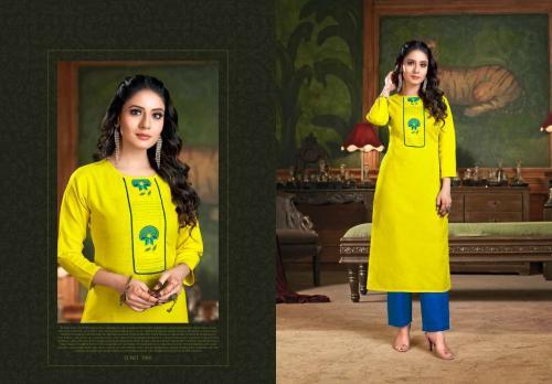 Nitisha Nx Gangour wholesale Kurti catalog