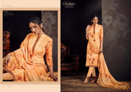 Belliza Designer Alveera wholesale Salwar Kameez catalog