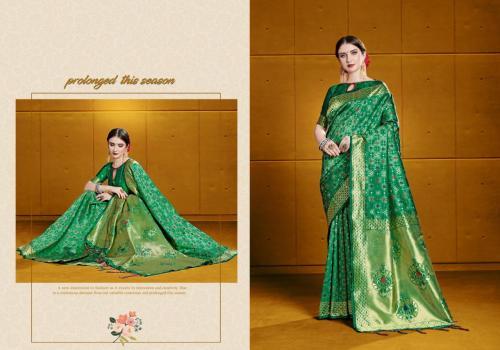 Yadunandan Fashion Tamara Vol-2 wholesale saree catalog