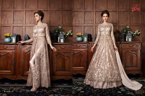 Vipul Fashion Eternity 4530 wholesale Salwar Kameez catalog