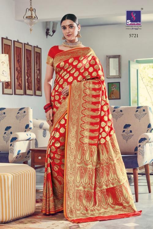 Shangrila Saree Sulakshmi Silk wholesale saree catalog