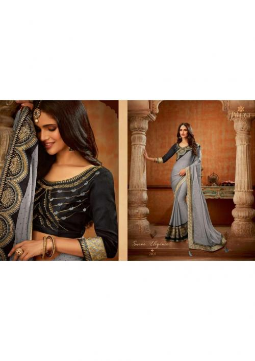 Pehnava wholesale saree catalog