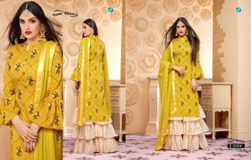 Your Choice Ding Dong Vol-6 wholesale Salwar Kameez catalog