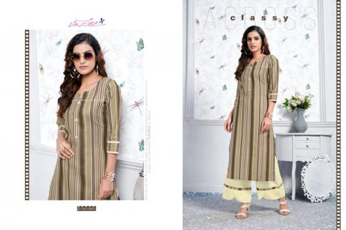 Sinzara Claire wholesale Kurti catalog