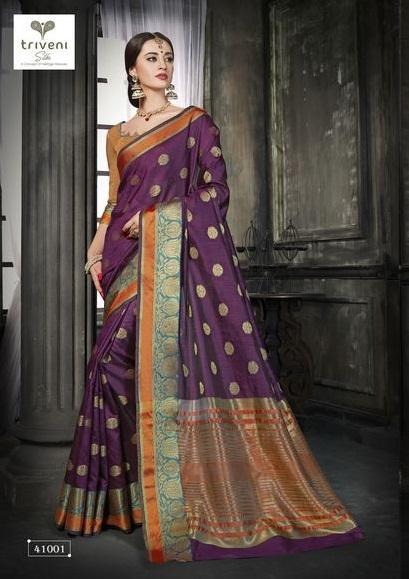 Triveni Saree Girja wholesale saree catalog