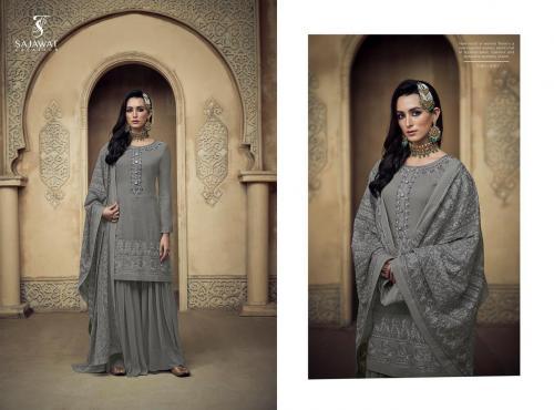 Sajawat Creation Rajni Vol-01 8101-8106 Series