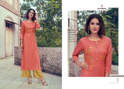 Rangoon Style On wholesale Kurti catalog