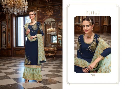 Floral Helena 7499-7503 Series