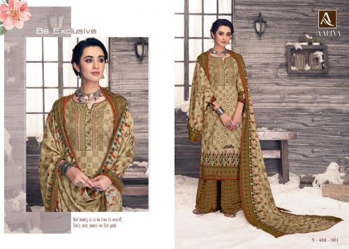 Alok Suits Aaliya 422-001-422-008 Series