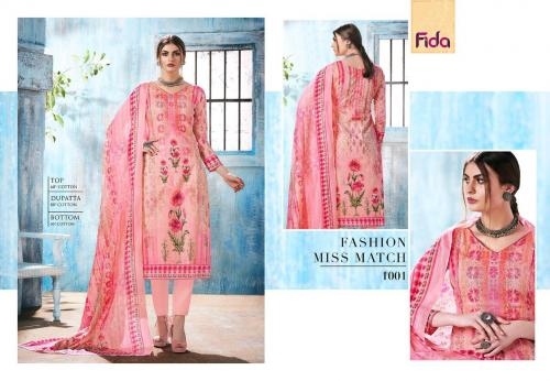 Fida Rukhsar New Summer Collection wholesale Salwar Kameez catalog