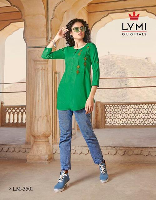 Kessi Fabrics Lymi Mentos wholesale Kurti catalog