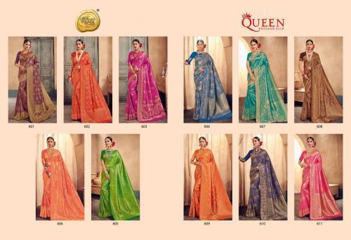 Raj Sanskar Queen wholesale saree catalog