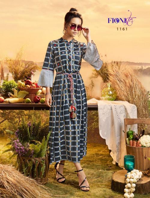 Fionista Maisie wholesale Kurti catalog