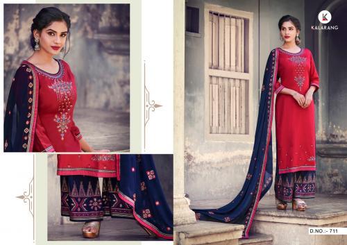 Kessi Kalarang Ajooba wholesale Salwar Kameez catalog