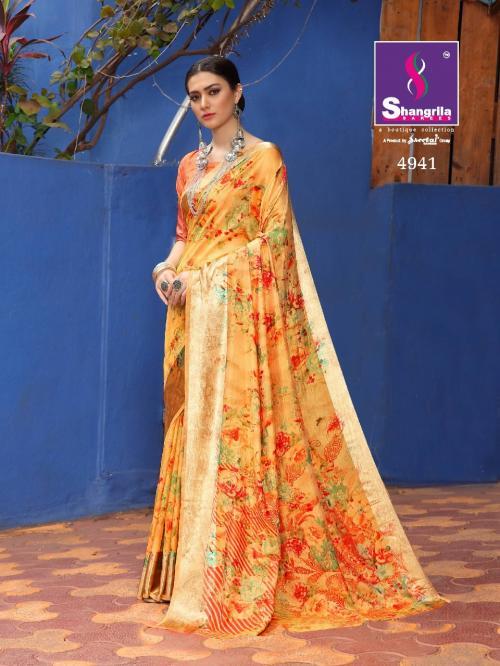 Shangrila Saree Vasundhara wholesale saree catalog