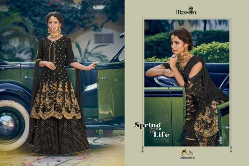 4c1d17e79f wholesale Salwar Kameez catalog. Wholesale. Catalog : Beautiful Embroidery  Designer Salwar Kameez By MAISHA MASKEEN .