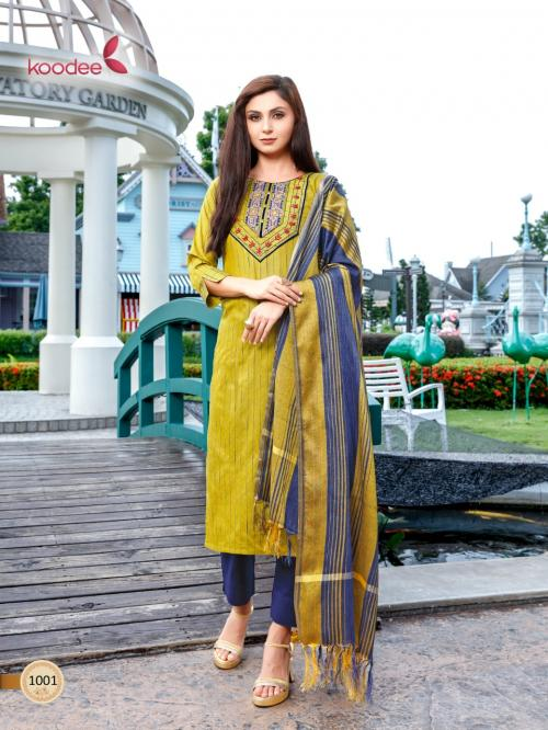 Koodee Mannat wholesale Kurti catalog