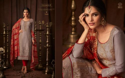 Mohini Fashion Glamour Vol-76 wholesale Salwar Kameez catalog