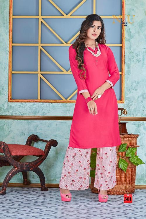 Tunic House Nikki Plazo wholesale Kurti catalog