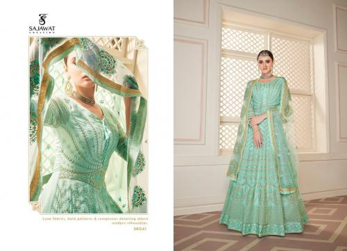 Sajawat Creation Begam Vol-5 wholesale Salwar Kameez catalog
