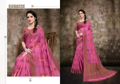 Kesari Exports Vellora 14 Kalindi Silk wholesale saree catalog
