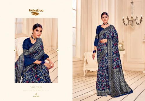 Kakshya Madhuri 1001-1006 Series wholesale saree catalog