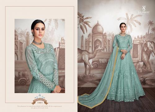 Sajawat Creation Meraki Vol-4 wholesale Salwar Kameez catalog