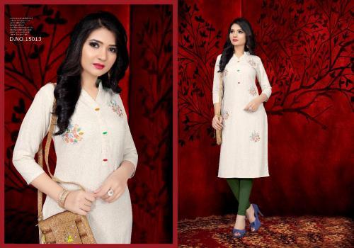 Riya Designer Western Vol-1 wholesale Kurti catalog