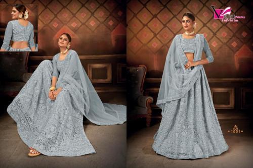Varni Fabrics Zeeya Sultana wholesale Lehengas catalog