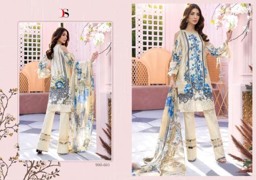 Deepsy Suits Firdous Vol-2 900-601 wholesale Salwar Kameez catalog