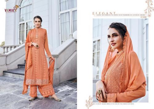 Arihant Fashion Vaamika Simona Vol-2 41006-41011 Series