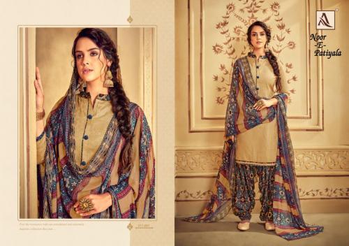Alok Suit Noor E Patiyala wholesale Salwar Kameez catalog