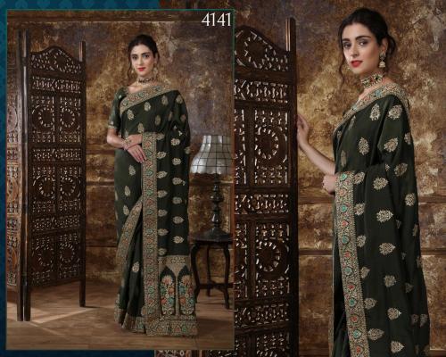 Khushboo Rang Roop Vol-5 wholesale saree catalog