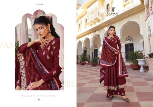Sajawat Creation Prisha Vol-2 wholesale Salwar Kameez catalog