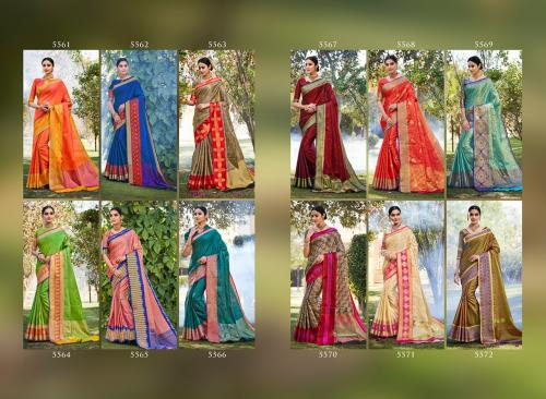 Shangrila Saree Vibhavari wholesale saree catalog