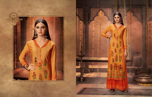 Kajree Fashion Chambor Vol-7 wholesale Kurti catalog