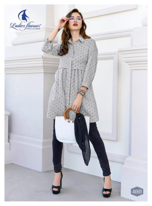 Ladies Flavour 89Ten wholesale Kurti catalog