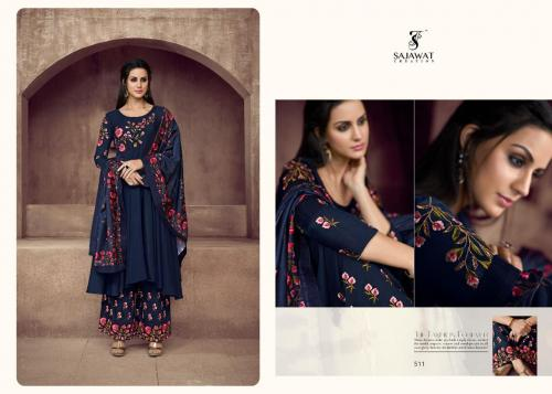 Sajawat Creation Prisha Vol-1 wholesale Salwar Kameez catalog
