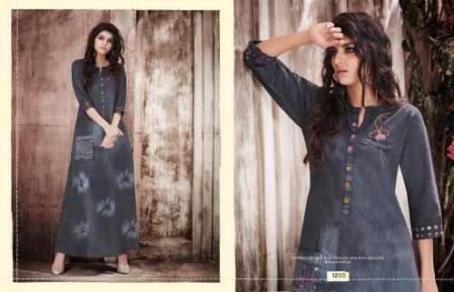 Kajree Fashion Kayara wholesale Kurti catalog