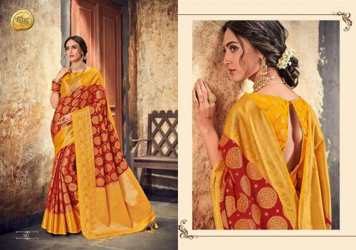 Raj Sanskar Rani Jhansi wholesale saree catalog