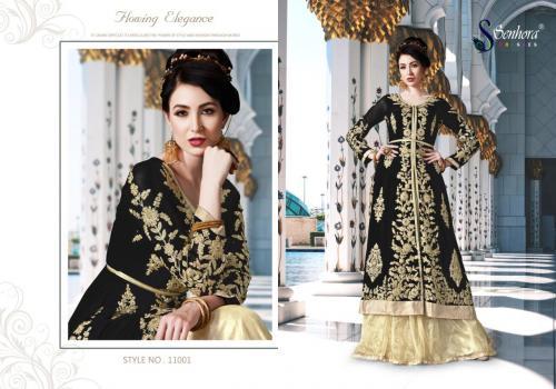 Senhora Dresses Mirza Vol-11 wholesale Salwar Kameez catalog